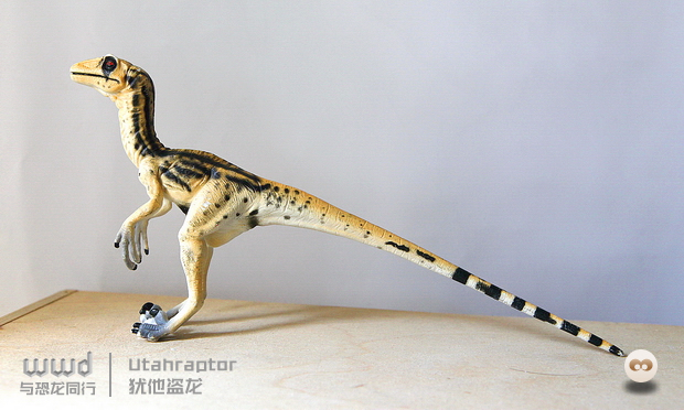 walking with dinosaurs - utahraptor