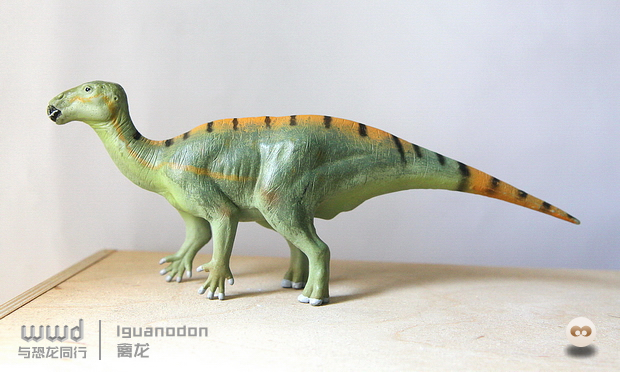 walking with dinosaurs - iguanodon