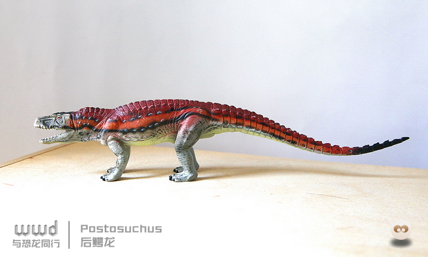 walking with dinosaurs - postosuchus